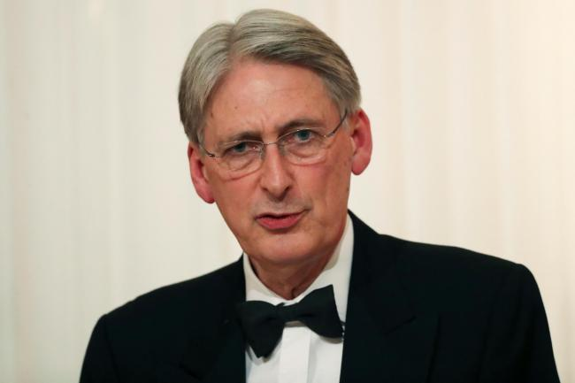 Philip Hammond Mansion House speech