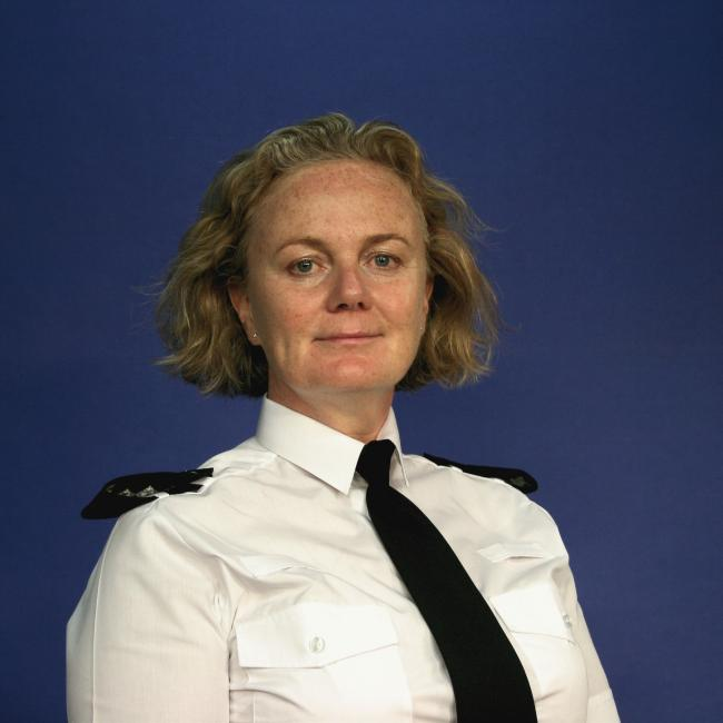 Top cop: Tendring's new district commander Lily Benbow