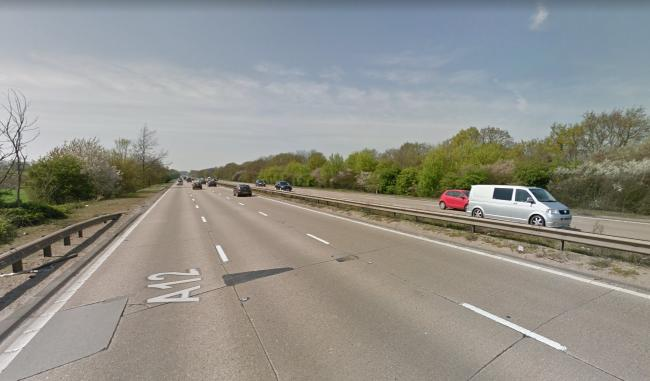 Road closure: Section of A12 will shut this week for resurfacing work