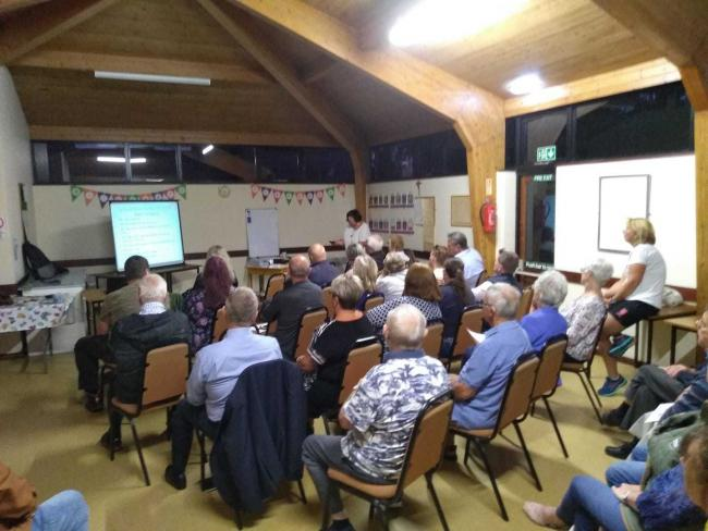 PUBLIC MEETING: Piecing community together hub organised its first public meeting to hear resident's voice