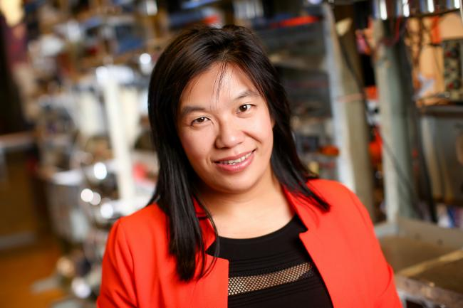 Dental specialists: Helen Wong from Clarke Willmott