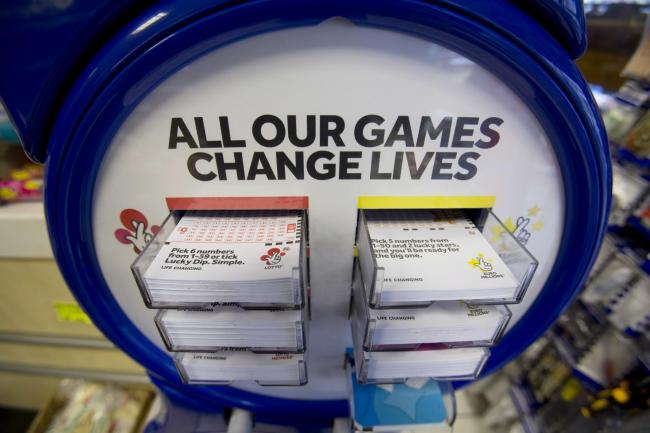 The rules for the National Lottery are changing in November