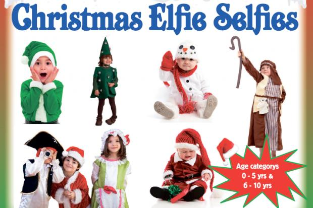 Elfie Selfie Competition