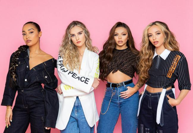 Concert - Little Mix will be coming to the Col U stadium
