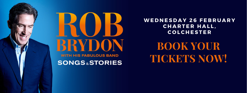 Rob Brydon - Songs & Stories