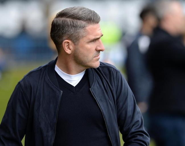 Praise - Plymouth Argyle manager Ryan Lowe Picture: RICHARD BLAXALL