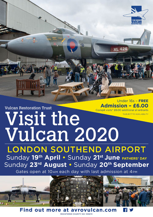 Visit the Vulcan Day on Fathers' Day