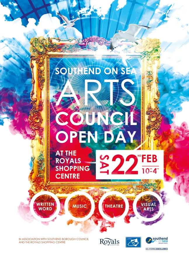 Southend Arts Council Open Day