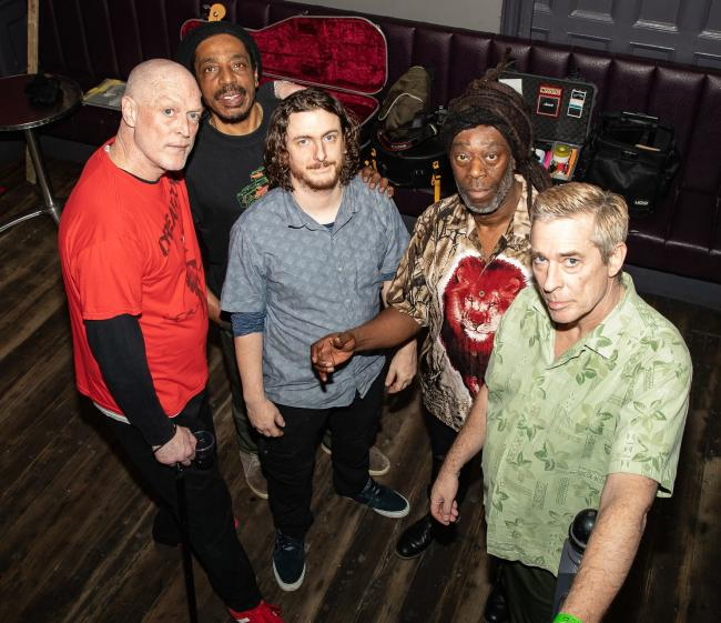 Band - veterans, Dreadzone, are performing at Colchester Arts Centre Picture: Simon Partington