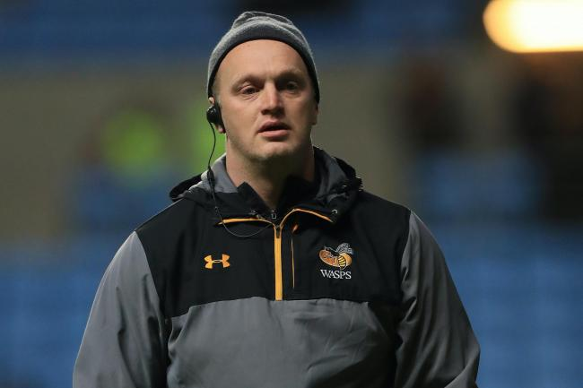 Wasps have appointed Lee Blackett as their new head coach