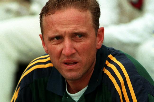 Allan Donald was involved in a calamitous run-out