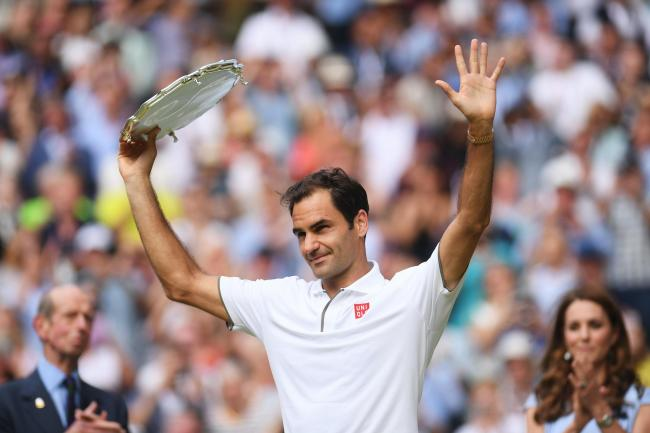 Roger Federer says Wimbledon fans can cheer new champions