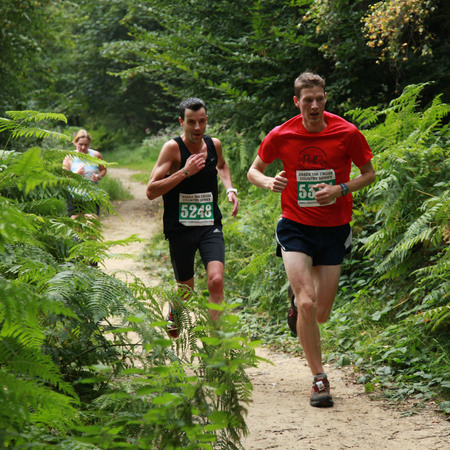 Essex Cross Country 10K Series - Weald Country Park