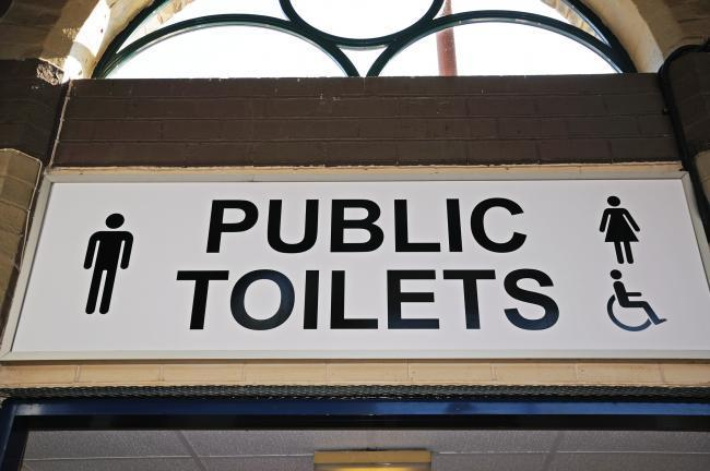 Calls to reopen - public toilets