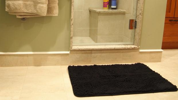 Harwich and Manningtree Standard: A stylish bath mat can brighten up your space. Credit: Reviewed / Kori Perten