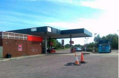 REVAMP PROJECT: The Ardleigh Service Station to be modernised