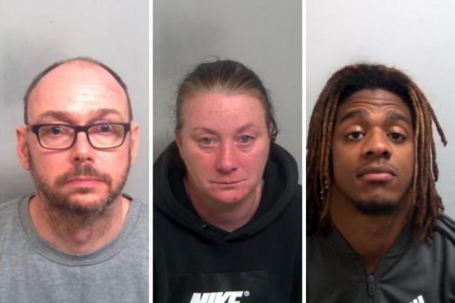 Locked up - the Colchester criminals jailed in October