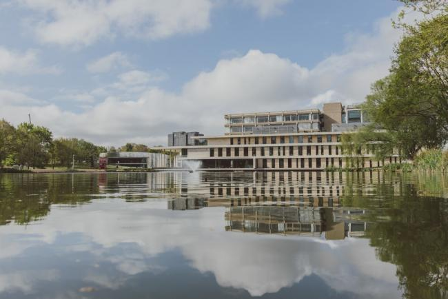 Safety - the University of Essex is expanding testing