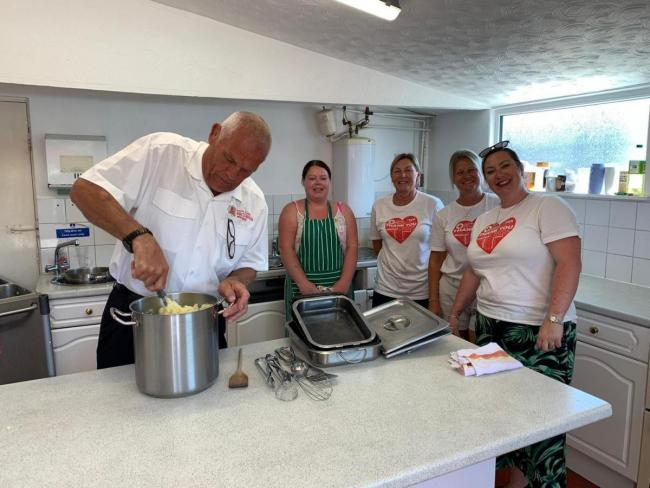 Harwich Helps - an initiative was launched by Harwich's North Essex Support Team to feed those who have been shielding during the pandemic