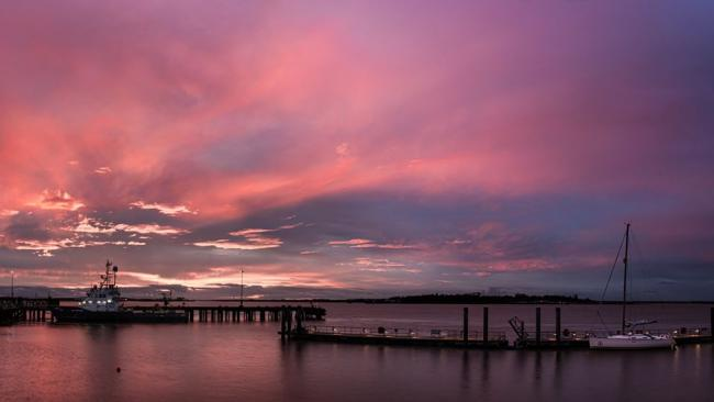Camera Club member Terry Spires captured this stunning shot in Harwich