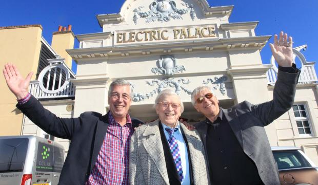 Harwich and Manningtree Standard: The Electric Palace is a nostalgic nod to the town's history