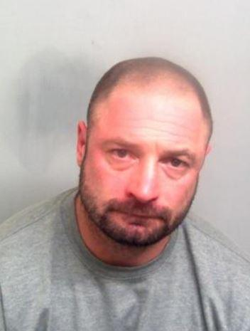 Harwich and Manningtree Standard: Locked up: Lee Ansell
