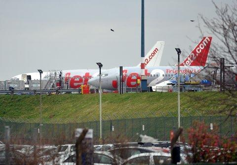 Harwich and Manningtree Standard: Jet2 planes grounded at Leeds-Bradford