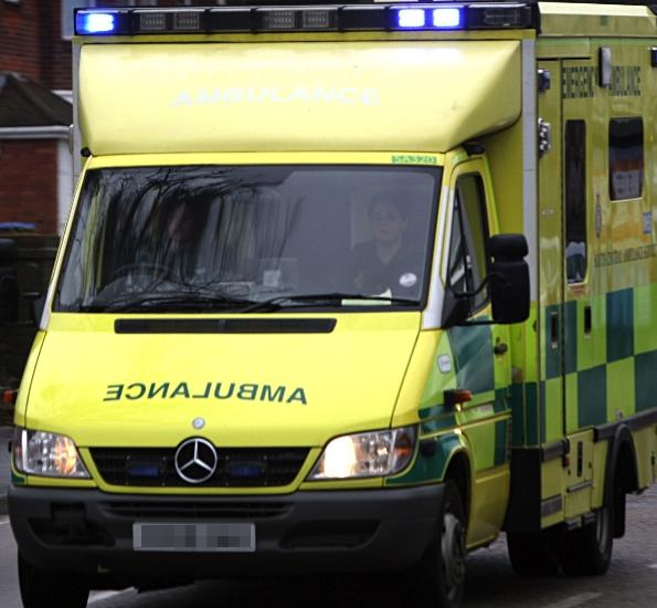 Ambulance service fails time targets
