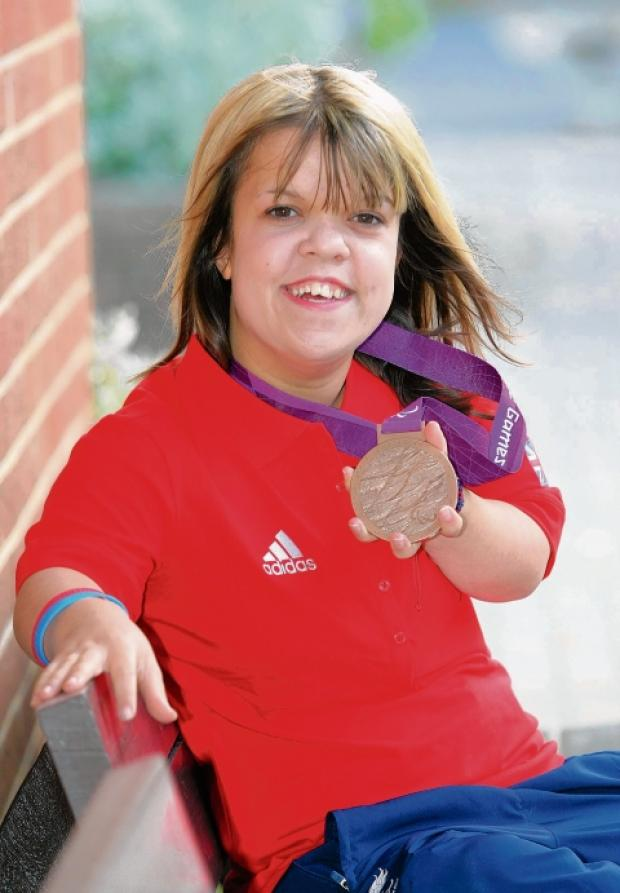 Zoe Newson's Paralympic homecoming