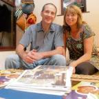 Giving children hope – Mike and Angela