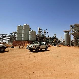 Scottish workers held hostage at the In Amenas gas installation in Algeria are believed to be 'safe and well' (AP)