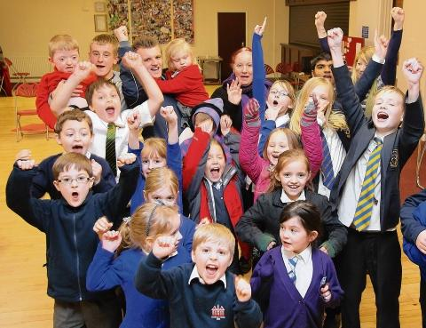 Mistley Kids Club cash boost