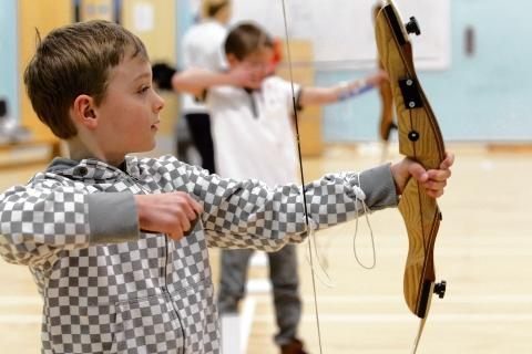 Busiest half term ever for sports centre