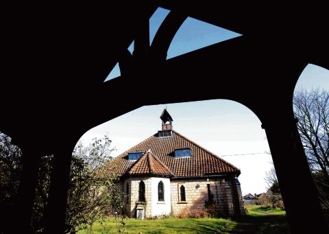 Help called for to save historic church