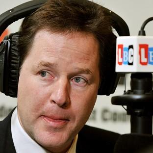 Nick Clegg has accepted his party made 'very serious mistakes' in its dealings with allegations over former Lib Dem grandee Lord Rennard