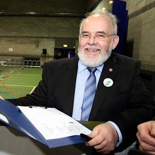 Francis Molloy secured 17,462 votes to win the Mid Ulster Westminster by-election