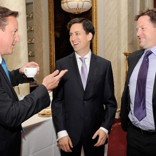 David Cameron, Ed Miliband and Nick Clegg have failed to agree on press regulation