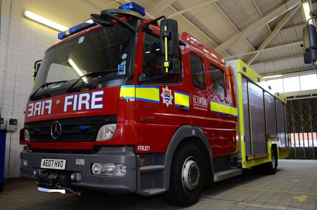 Firefighters called to chimney fire