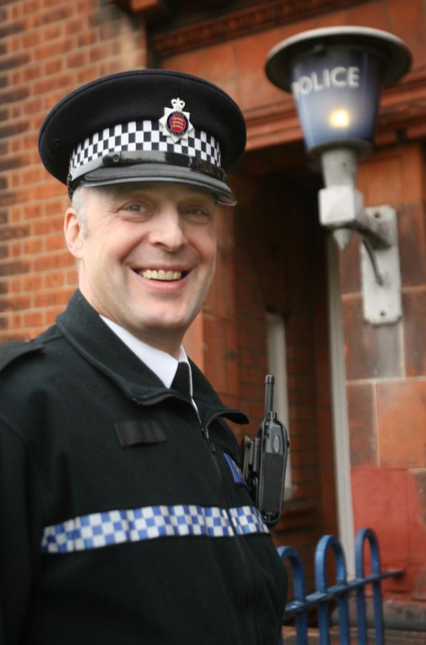 Harwich and Manningtree Standard: More officers on way, council is told