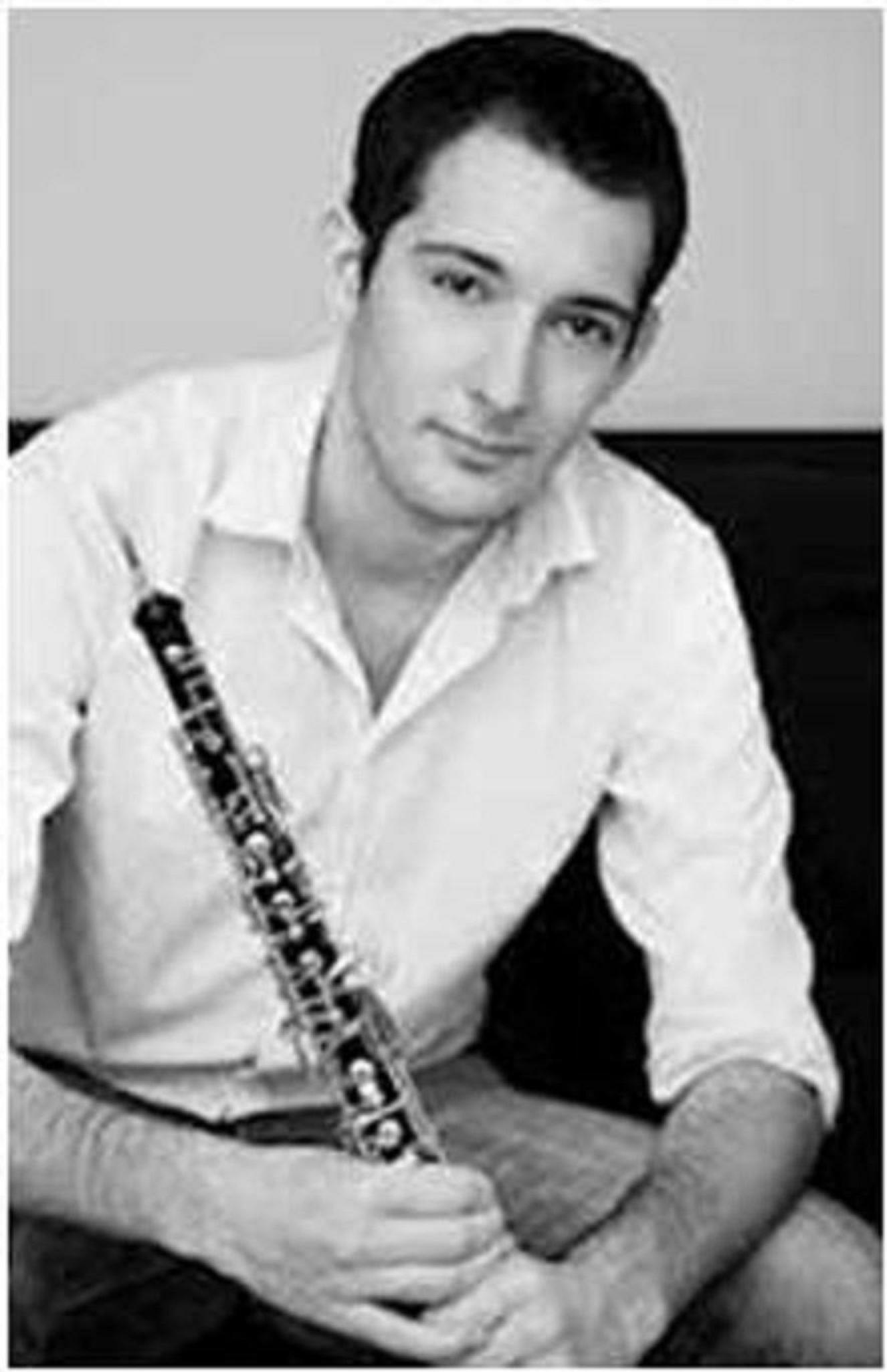 World-class oboe player to thrill East Berg