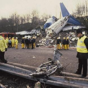 Harwich and Manningtree Standard: The Kegworth air disaster in Leicestershire
