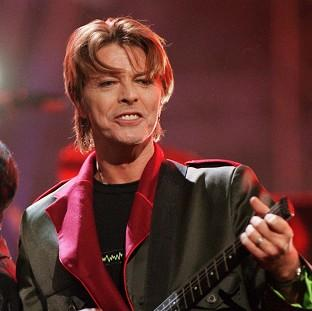Harwich and Manningtree Standard: David Bowie has been nominated for two awards at this year's Brits