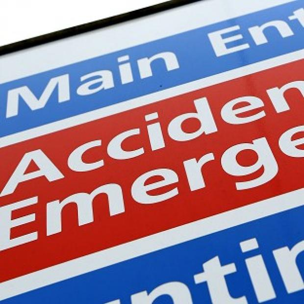 Harwich and Manningtree Standard: Figures indicate a fall in the number of patients seen within four hours at accident and emergency departments.
