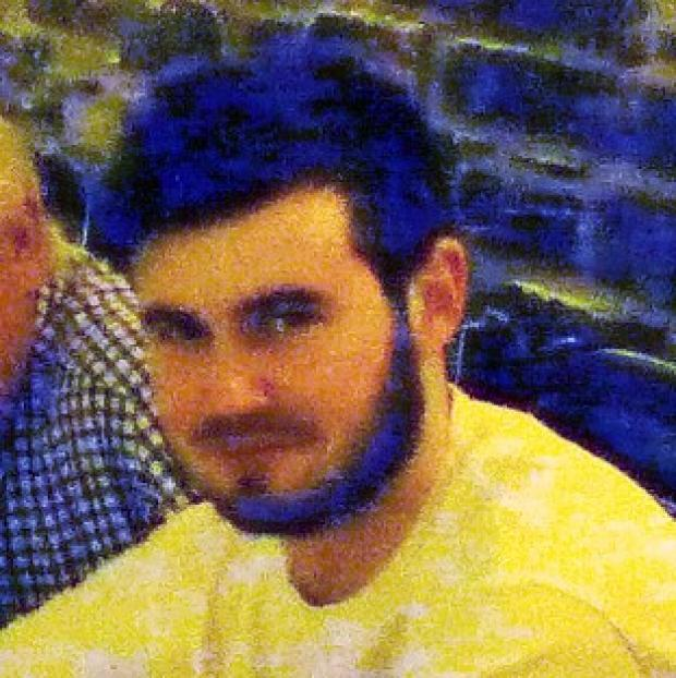 Harwich and Manningtree Standard: Missing student Harry Martin