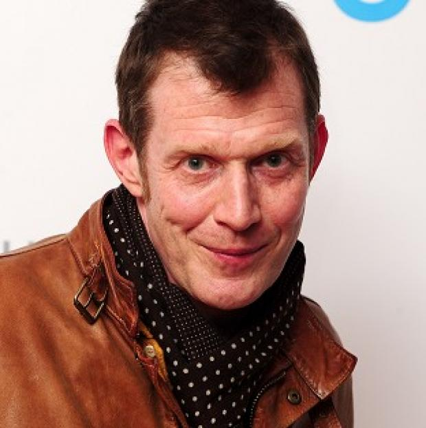 Harwich and Manningtree Standard: Jason Flemyng said Peter Capaldi will be 'amazing' as The Doctor