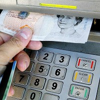 Customers hit by bank card problems