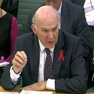 Vince Cable says Government and industry are forming a long-term partnership to keep Britain at the forefront of the global aerospace market.