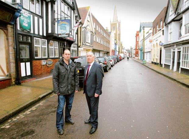Licensees call for review of overnight town centre switch-off
