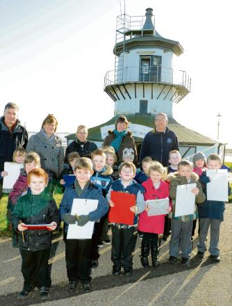 Pupils take trip to maritime museum for history project