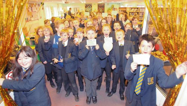 Harwich and Manningtree Standard: Great incentive to get pupils to read books